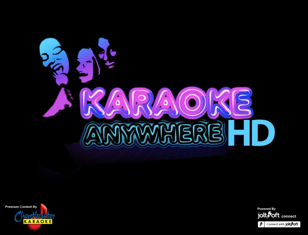 Karaoke Anywhere HD - iPad Karaoke Application